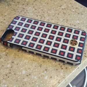 Tory Burch Hardshell iPhone 7 / 8 Phone Case